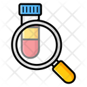 Blood Test Blood Container Blood Research Icon