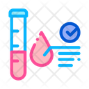 Blood Vitro Good Icon