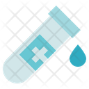 Medical Service Blood Test Tube Icon
