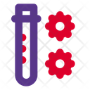 Blood Test Blood Sample Medicine Icon