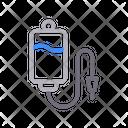 Drip Iv Bottle Icon