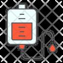 Blood Transfusion Aids Icon