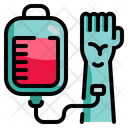 Blood Transfusion Transfusion Blood Icon