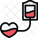 Blood Transfusion Clinic Icon
