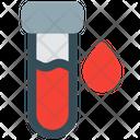 Blood Tube Icon