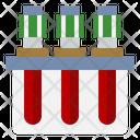 Blood Tube Test Tube Lab Icon