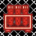 Blood Tubes Icon