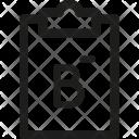 Blood Type Icon