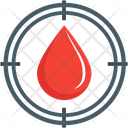 Blood Type Blood Donation Icon