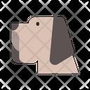 Bloodhound Hound Canine Icon