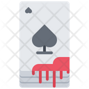 Bloody Cards Icon