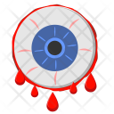 Bloody eye Icon