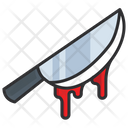 Bloody Knife Icon