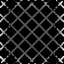 Bloom Monogram Photo Frame Decorative Frame Icon