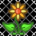 Bloom Plant Icon