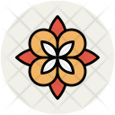 Blooming Flower Blossom Icon