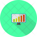 Blooming Level Finance Icon