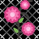 Blossom Flowering Garden Icon