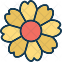 Beauty Flora Flower Icon