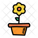 Flower Mother Mom Icon