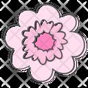 Flower Blossom Plant Icon
