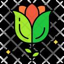 Blossom Flower Gardening Icon