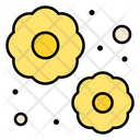Blossom Dust Flower Icon