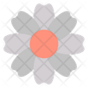 Blossom Flower Flower Design Decorative Flower Icon