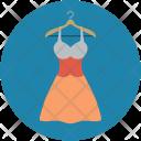 Blouse Cloth Hanger Icon