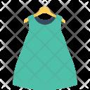 Blouse Frock Dress Icon