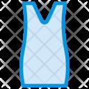 Blouse Cloth Wear Icon