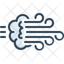 Blow Storm Air Icon