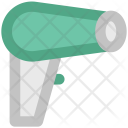 Blow Dryer Hair Icon