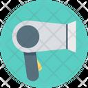 Blow Dryer Hair Dryer Hair Salon Icon