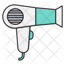 Dryer Hair Hot Icon