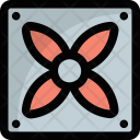 Blower Fan Icon