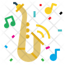 Blowing Instrument Jazz Icon