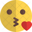 Blowing A Kiss Icon
