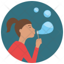 Blowing Bubbels Game Icon
