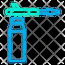 Welding Tool Butane Construction Tool Icon