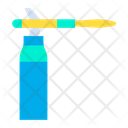 Welding Tool Butane Construction Tool Icon
