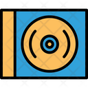 Blu Ray Cd Cd Player Icon