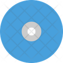Blu Ray Disc Disc Cd Icon