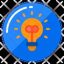 Blub Lightblub Lamp Icon