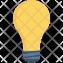 Blub Bright Idea Icon