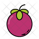 Blue Berry Fruit Healthy Icon