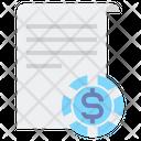 Blue Chip Stocks Chip Blue Icon