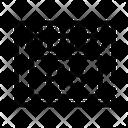 Clapper Board Intim Icon