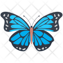 Morpho Wildlife Hexapod Icon