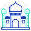 Blue Mosque Icon